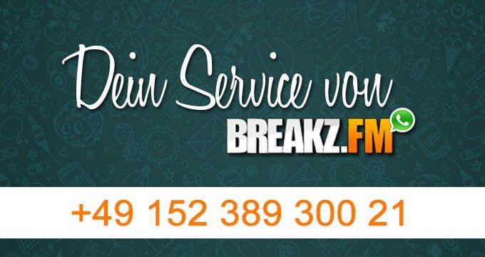 Unser Whatsapp Service für's Mobile Telefon