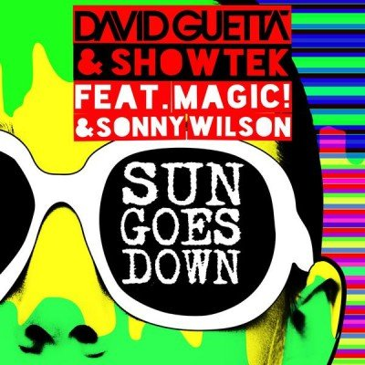 David Guetta & Showtek - Sun Goes Down