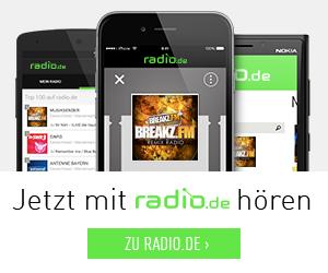 Neuer offizieller Partner von Breakz.FM: Radio.de