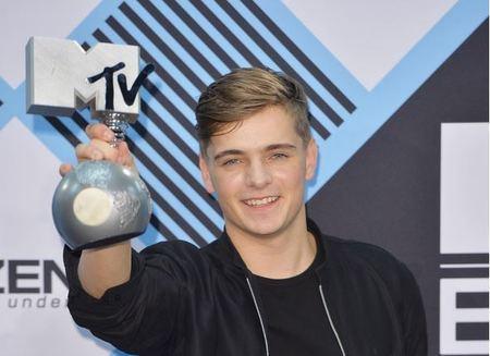 Martin Garrix räumt beim MTV Award ab