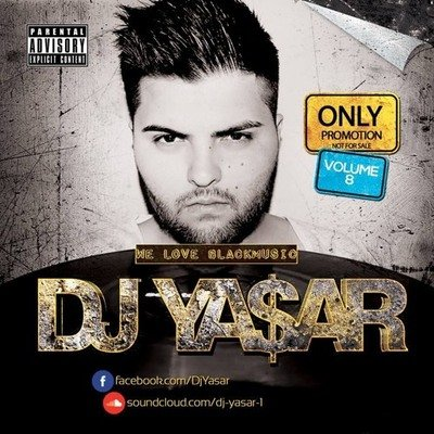 DJ YASAR - WE LOVE BLACKMUSIC 8