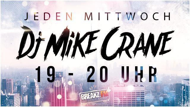 DJ MikeCrane - jeden Mittwoch 19-20 Uhr Live im Webradio