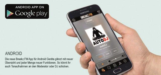 Die Breakz.FM App ist da!