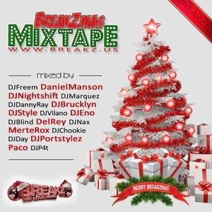 BREAKZMAS VOL1 (2011)