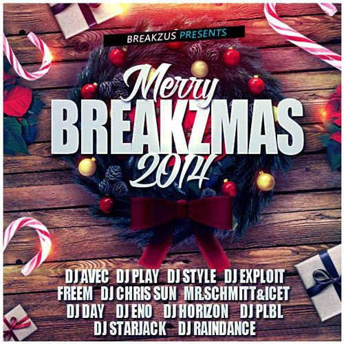 BREAKZMAS VOL4 (2014)