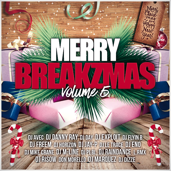 BREAKZMAS VOL5 (2015)
