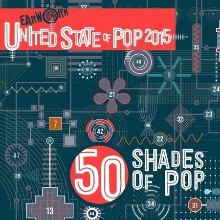 DJ Earworm Mashup - United State of Pop 2015