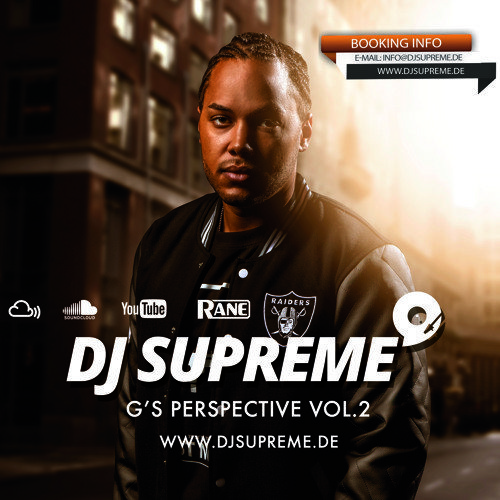 DJ SUPREME - G'S PERSPECTIVE VOL.2