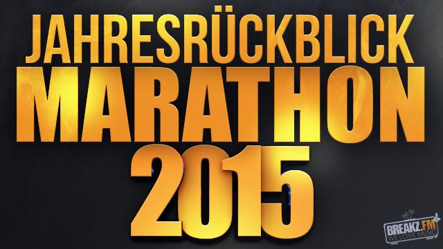 Jahresrückblick Marathon 2015 (10 h Live Musik)