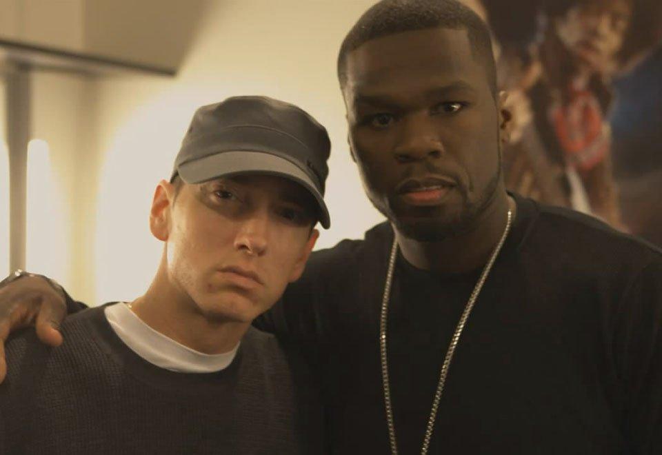 Emotionale Worte von 50 Cent an Eminem