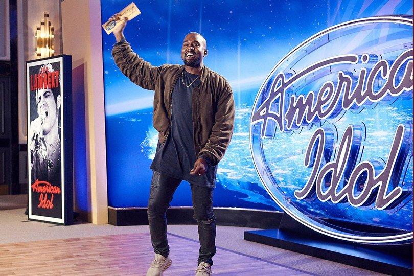 Kanye West bei American Idol?
