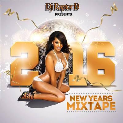 DJ Raptor B - The Silvester Mix 2015-2016