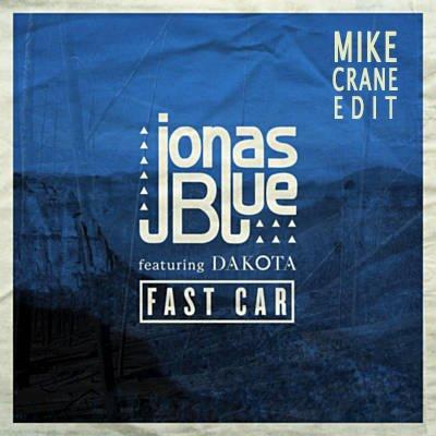 "Jones Blue - ""Fast Car"" Dj MikeCrane"