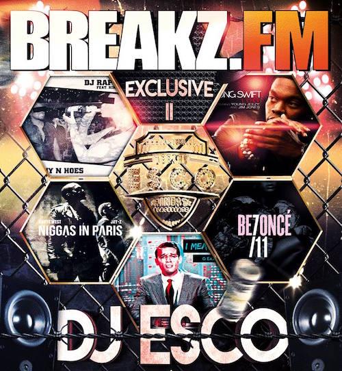 DJ-ESCO – BREAKZ.FM EXCLUSIVE 2
