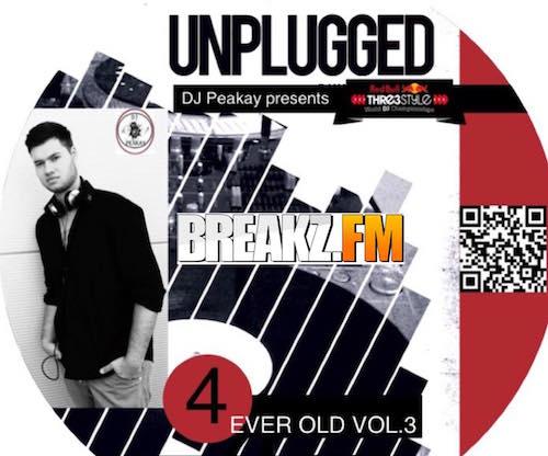 DJ Peakay - Four Ever Old Vol.3
