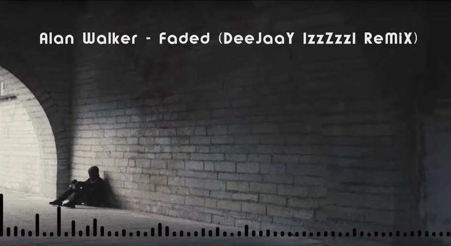 Alan Walker – Faded (DeeJaaY IzzZzzI ReMiX)