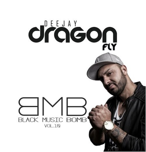 DJ Dragonfly - BLACK MUSIK BOMB. VOL 10.