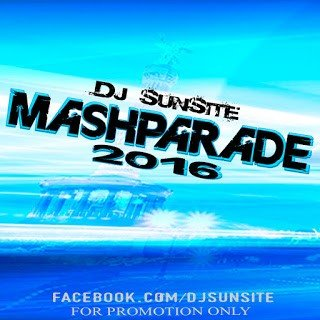 DJ Sunsite - Mashparade 2016 (Promo Mix)