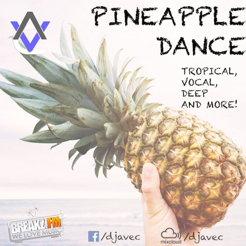 Pineapple Dance#2 – DJ Avec