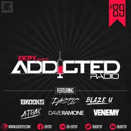 Best Future House Mix 2016 | EXTSY's Addicted Radio #089