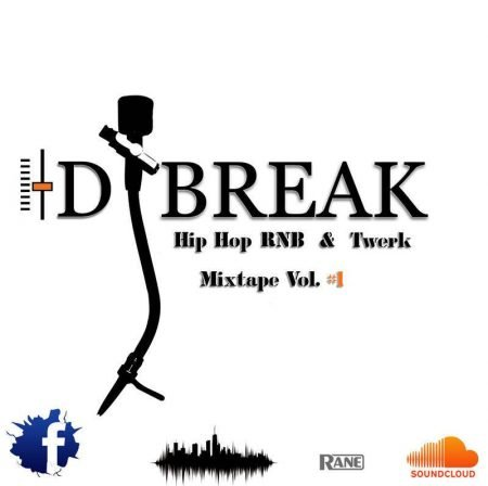 Dj Break – Hip Hop RnB & Twerk Mixtape Vol. #1