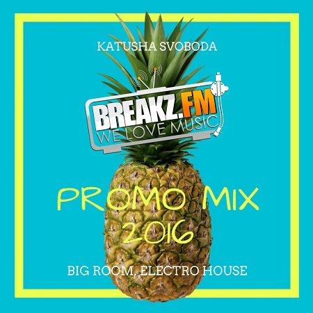 Katusha Svoboda – Promo Mix Summer 2016