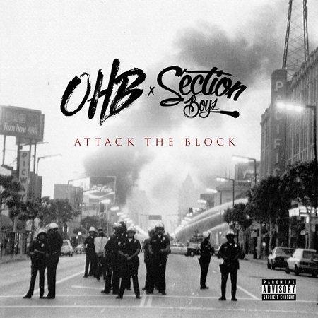 Chris Brown, OHB & Section Boyz - Attack The Block