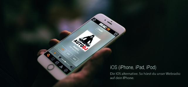 Die Mobile Webradio Apple Alternative mit Video Erklärung!