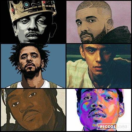 6 Top Hip-Hop & Electro-House Mashup Remixes Tracks