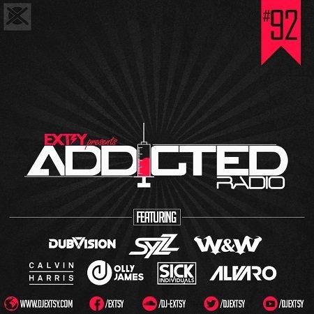 Best Electro House Mix 2016 EXTSY's Addicted Radio #092