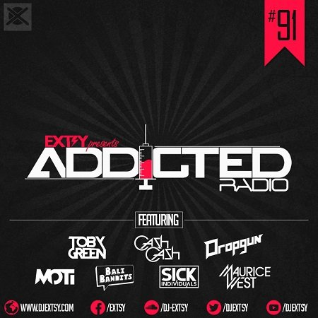 Best Future House Mix 2016 EXTSY's Addicted Radio #091