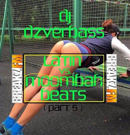 Dj Dzverbass - Latin vs. Moombah Beats(part 5)