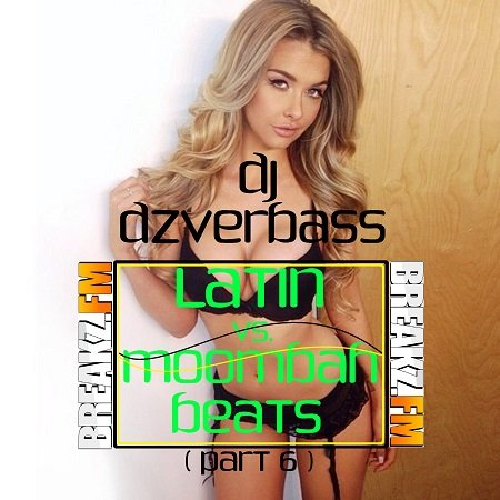 Dj Dzverbass - Latin vs. Moombah Beats (Part 6)
