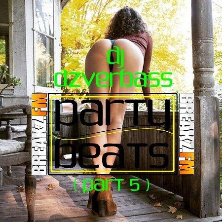 Dj Dzverbass - Party Beats Part5
