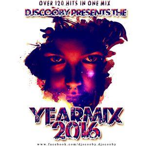 DjScooby – Yearmix 2016