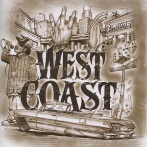 West cost MixTape DJ Cashesclay & DJ ZDeE
