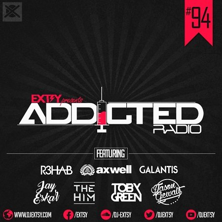 Best Summer Future House Mix 2017 EXTSY's Addicted Radio #094