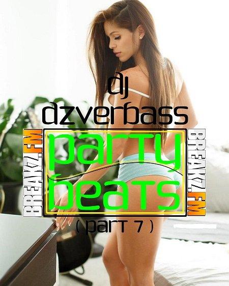 Dj Dzverbass - Party Beats (Part 7) Live im Webradio