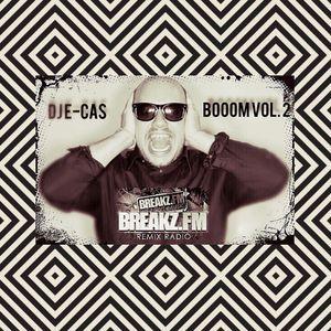 DJ E-CAS - BOOOM VOL.2