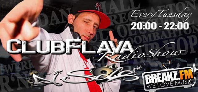 """DJ SOLO - JEDEN DIENSTAG """"CLUBFLAVA RADIO SHOW"""" 20-22 UHR"""