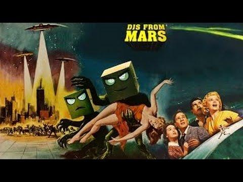 Djs From Mars - Alien Selection - January 2017