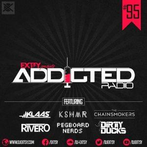 Progressive House Mix 2017 EXTSY's Addicted Radio #095