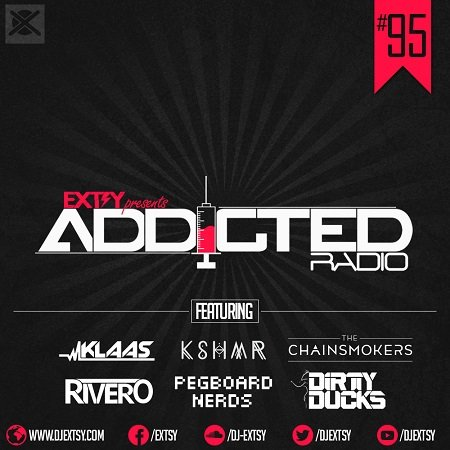 Progressive House Mix 2017 EXTSY's Addicted Radio #095