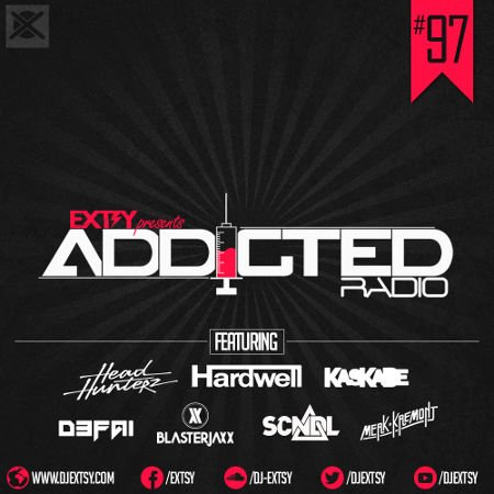 Best Electro House Mix 2017 EXTSY's Addicted Radio #097