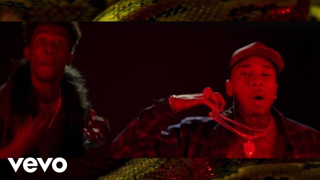 Tyga ft. Desiigner – Gucci Snakes