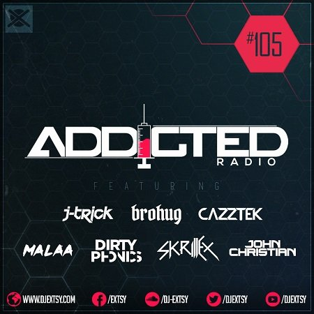 Best Bass House & Trap Mix 2017 EXTSY's Addicted Radio #105