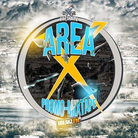 Dj Dexter S - AREA-X – HouseEdm Promo Mixtape 2017