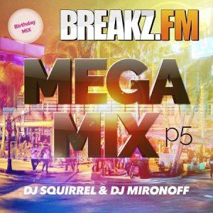 Dj Squirrel & Dj Mironoff - MEGAMIX PART 5