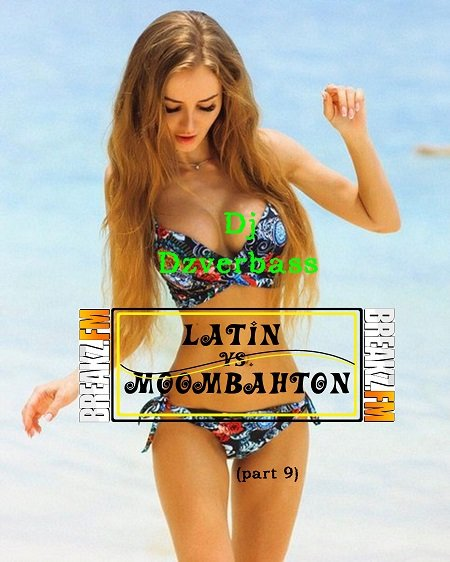 Dj Dzverbass - Latin vs. Moombah Beats ( Part 9 )