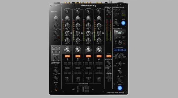Pioneer veröffentlicht neuen Mixer DJM-750MK2